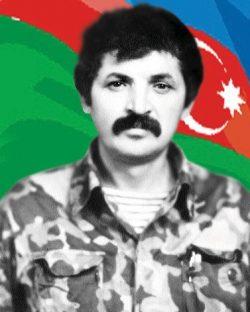 ALLAHVERDİYEV Elbrus Hacı oğlu
