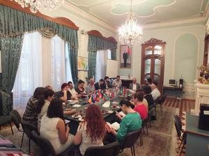Heydar Aliyev heritage research center does commendable work in training the young translatros