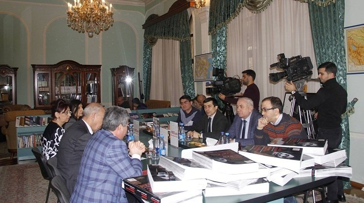 Event titled 'From Garadaghli to Khojaly' held in Baku