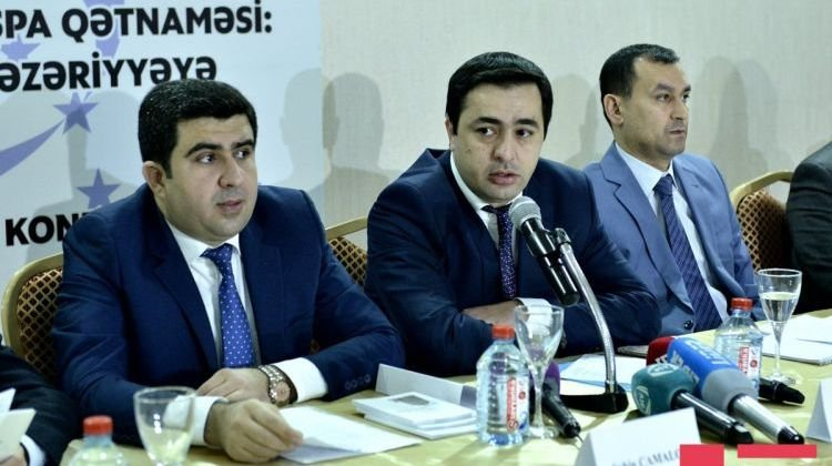 Baku hosts conference on PACE resolution on Sarsang reservoir