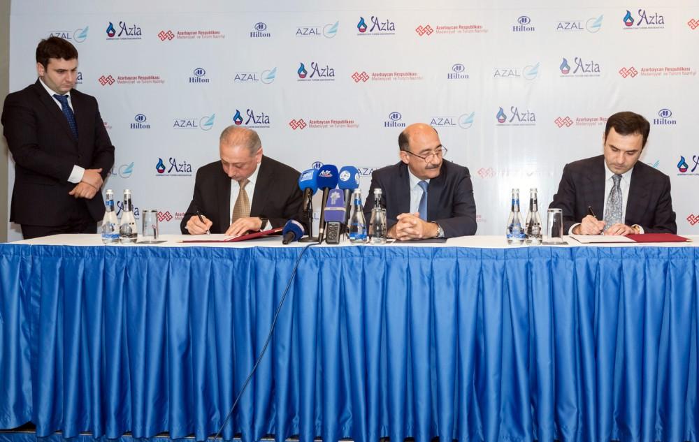AZAL Azərbaycan Turizm Assosiasiyasının İdarə Heyətinin üzvü oldu