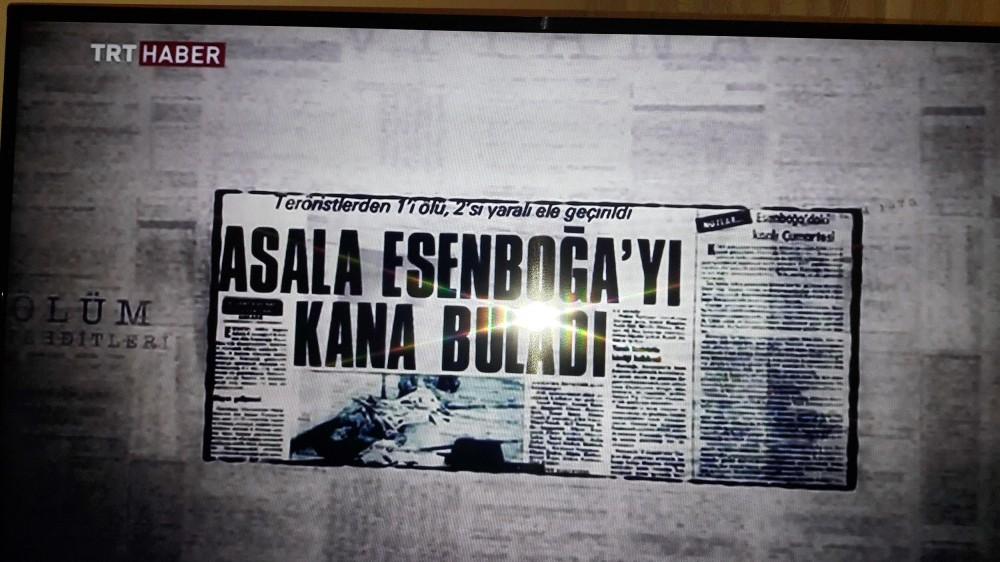 TRT HABER erməni terrorizminin dəhşətli nəticələri ilə bağlı veriliş yayımlayıb