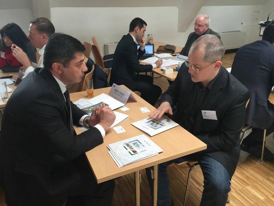 Almaniya-Azərbaycan biznes əlaqələri inkişaf edir