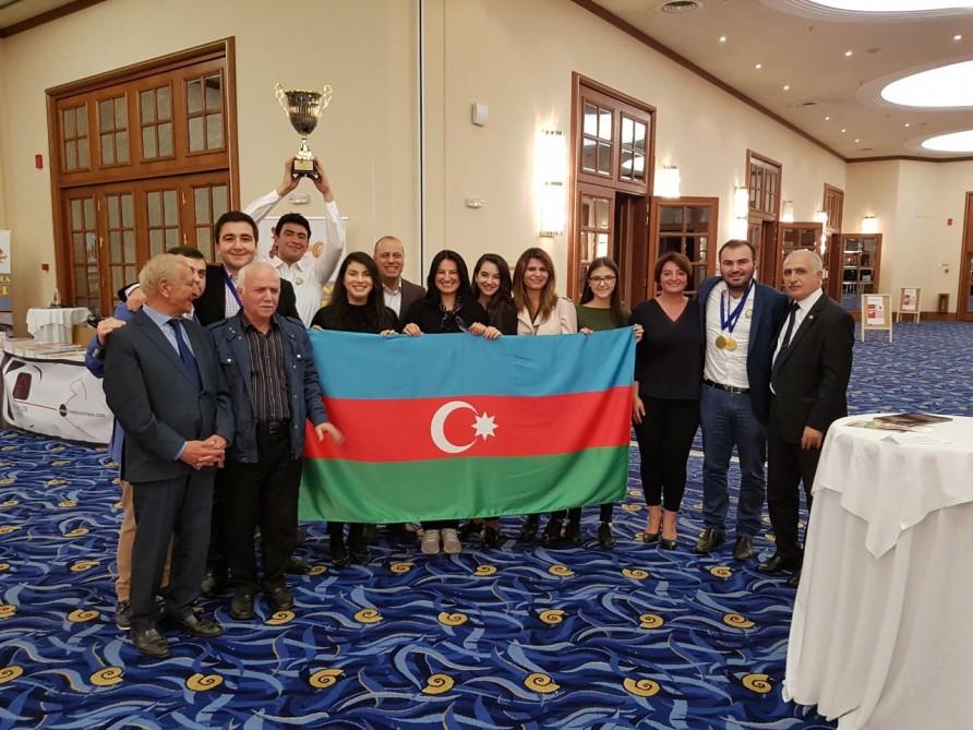 Azerbaijani men's team win European Team Chess Championship