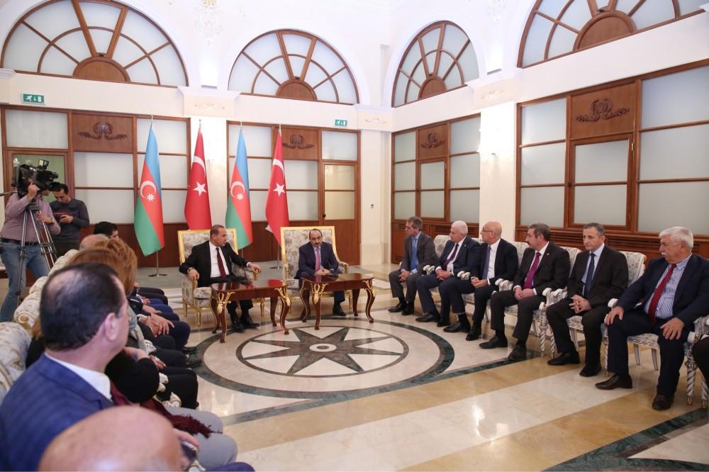 Ali Hasanov: Azerbaijan-Turkey ties at strategic partnership level thanks to presidents
