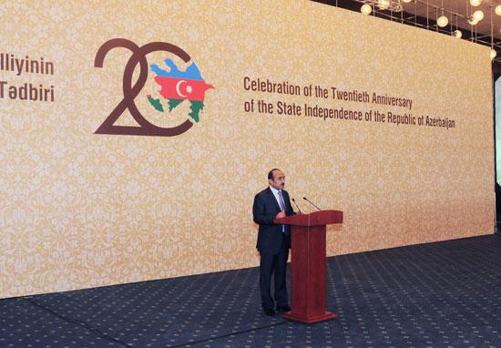 Azerbaijan will never renounce the democratic system of government, Ali Hasanov
