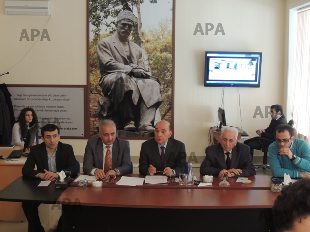 31 mart-Azərbaycanlıların soyqırımı günü ilə əlaqədar Şamaxıya press-tur təşkil edilib