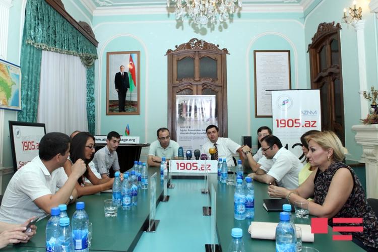 AVCİYA наградила победителей конкурса в связи с адресованным Белому дому проектом петиции