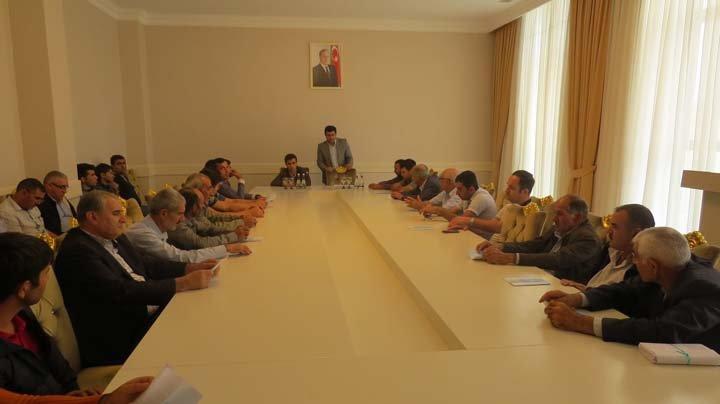AVCİYA Referendumla bağlı regionlarda seminarları başa vurdu