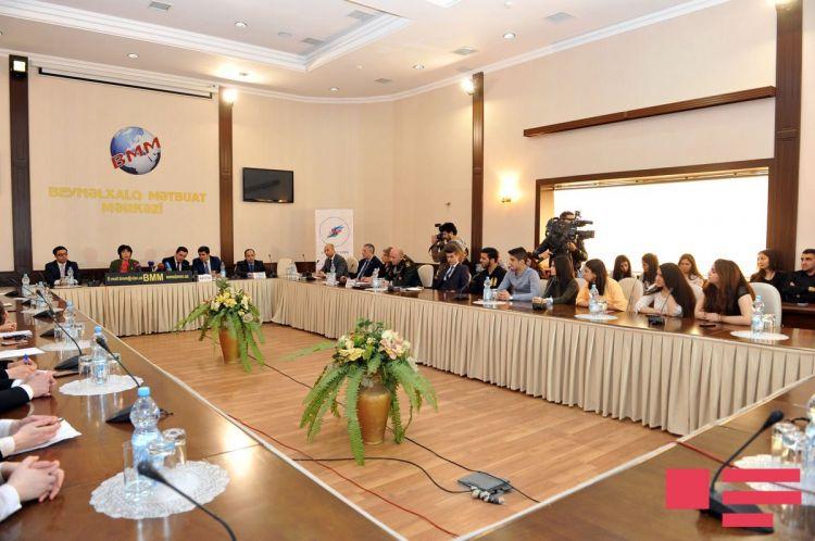 Азербайджанская молодежь во имя нашего будущего