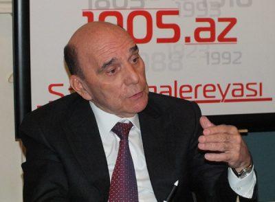 Заявление вице-президента Ассамблеи, главы делегации Азербайджана, члена ПАСЕ, депутата Эльхана Сулейманова
