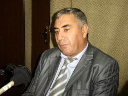 Azərbaycan prezidentliyinə namizəd Hafiz Hacıyev Binəqədidə səs verib