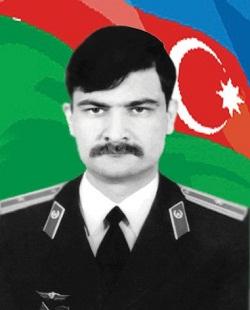 İBRAHİMOV Rasim Səxavət oğlu