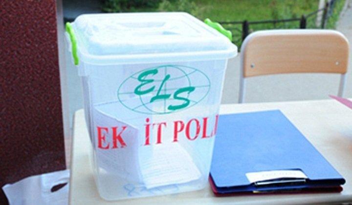 """ELS """"exit-poll""""un nəticələrini açıqladı"""
