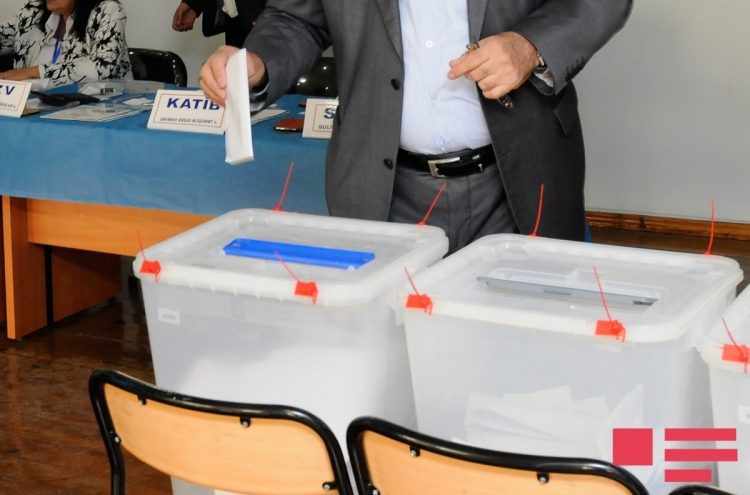 603 int'l observers registered for presidential elections in Azerbaijan