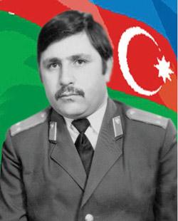 FƏRZƏLİYEV Pəhlivan Əhliman oğlu