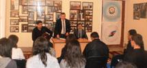 AVCİYA Şamaxıda seçki məslələrinə aid seminar keçirdi