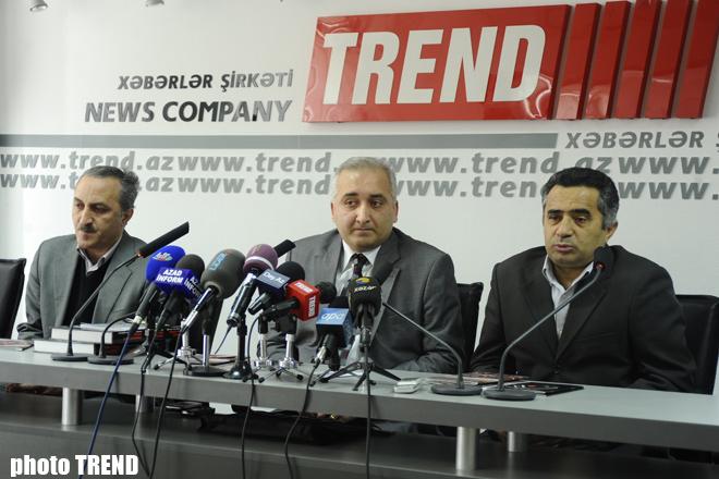 Азербайджанская ассоциация провела презентацию книги о Ходжалинской трагедии