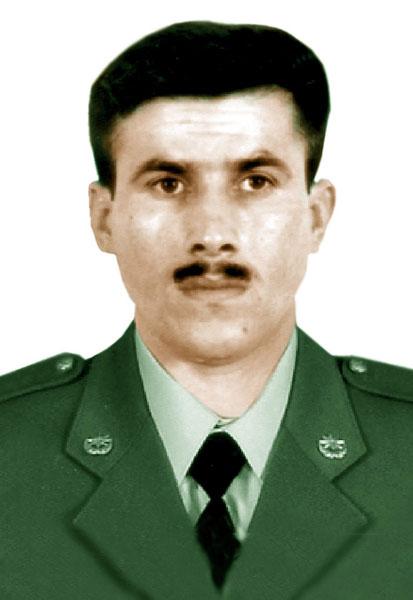 CƏFƏROV Faiq Əliqulu oğlu