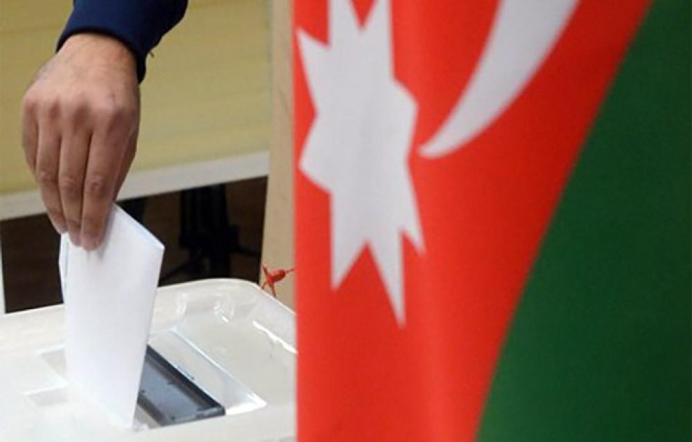 Presidential election starts in Azerbaijan