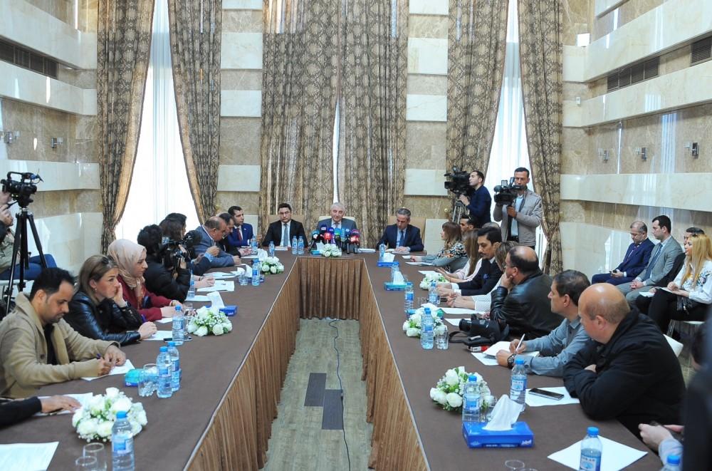 Mазахир Панахов: Создаются все условия для СМИ для наблюдения за выборами
