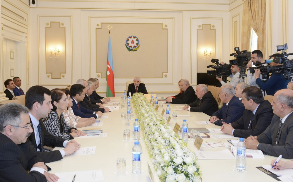 Azerbaijan`s Central Election Commission approves final protocol of presidential election