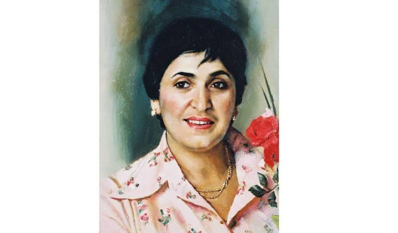 Zərifə Əliyeva ömrünün işığı