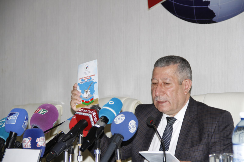 ACSDA presents interim report on Azerbaijan presidential election