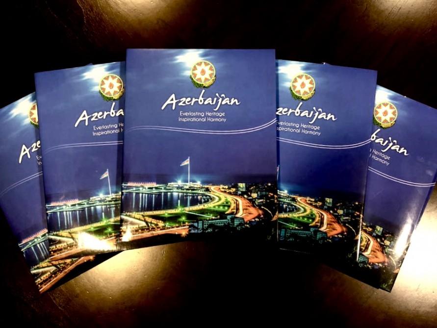 Los-Ancelesdə Azərbaycan haqqında kitab nəşr edilib