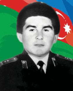MAMMADOV Safarali Gurban оghlu