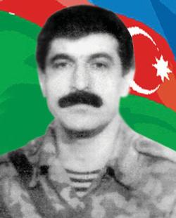MİRZƏYEV Yusif Vəli oğlu