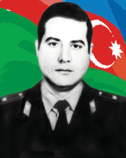 ŞÜKÜROV Şahlar Əvəz oğlu