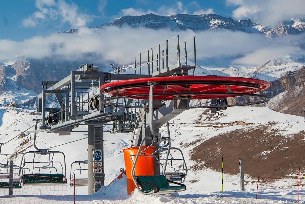 Шахдаг вошел в тройку самых лучших горнолыжных курортов СНГ и ближнего зарубежья у российских туристов