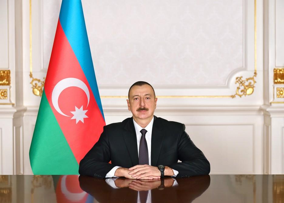 """Prezident İlham Əliyev: """"Azərspace 2"""" peykinin orbitə çıxarılması dövlətimizin növbəti uğurudur"""