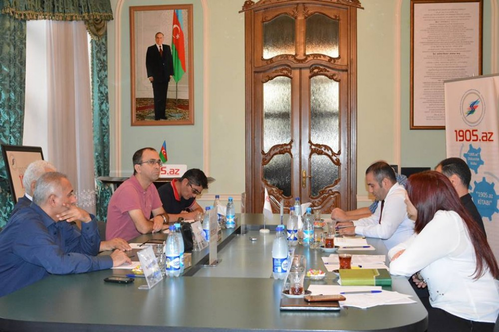 Azərbaycan İlahiyyat İnstitutu Heydər Əliyev İrsini Araşdırma Mərkəzi ilə silsilə tədbirlərini davam etdirir