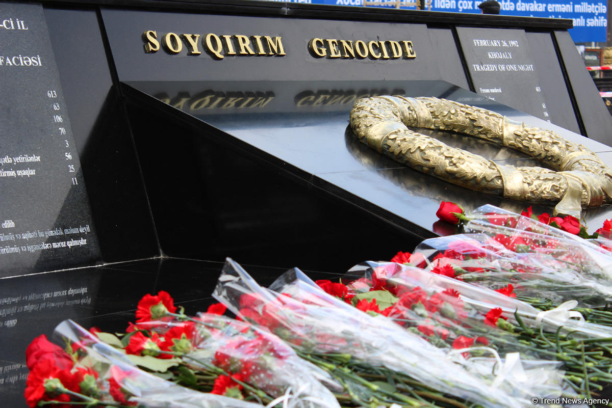 Ходжалинская трагедия – геноцид против человечества