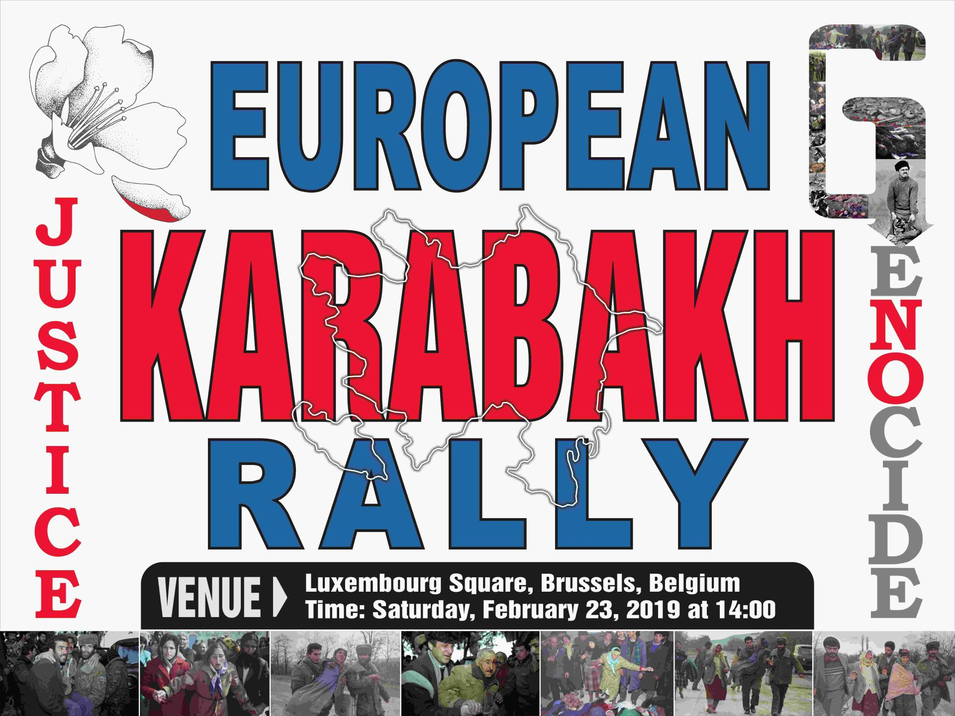 Hundreds of Azerbaijanis to take part in rally in Brussels