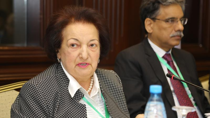 Elmira Suleymanova appeals to Russian Ombudsman on the issue of Azerbaijani journalists