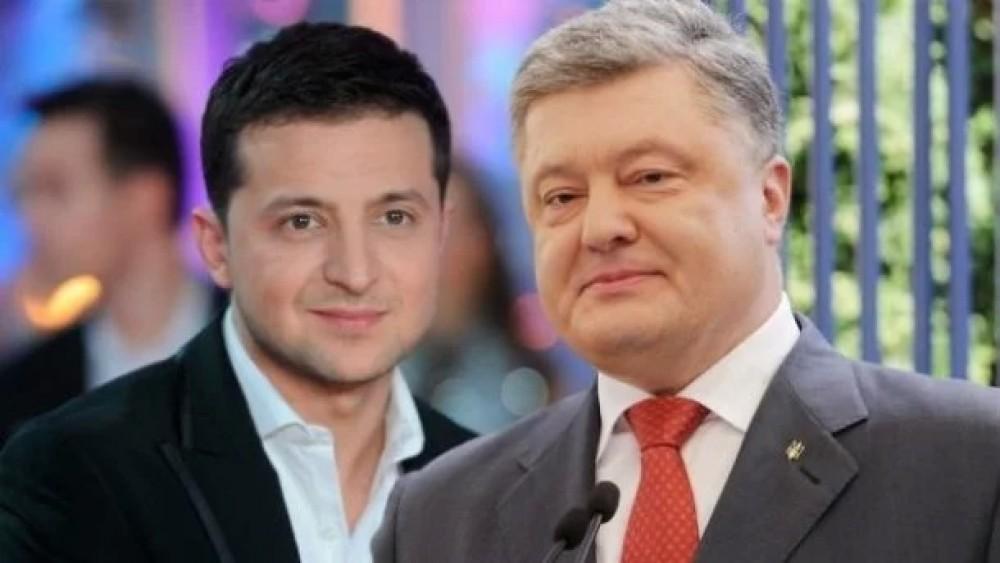 Ukrayna MSK-sı protokolların 80,78 faizini hesablayıb