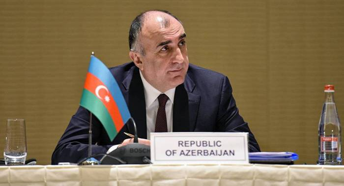Elmar Mammadyarov leaves for Brussels for talks with EU officials