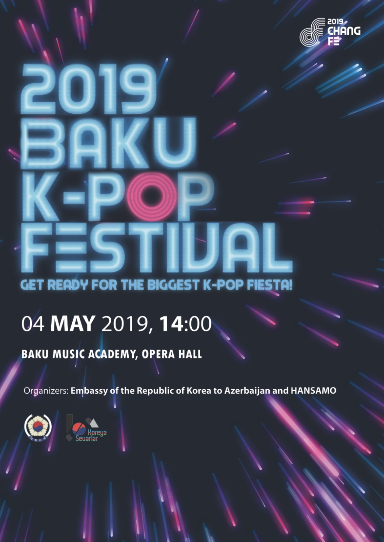 Baku to host K-Pop Korean music festival