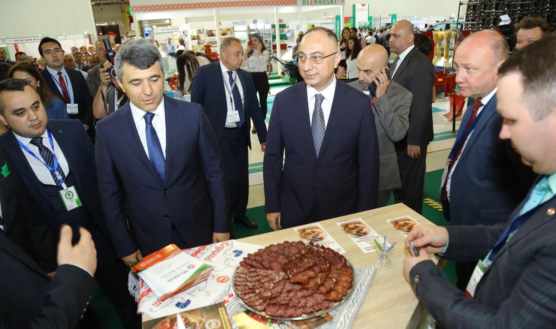 Azerbaijan International Agriculture Exhibition kicks off