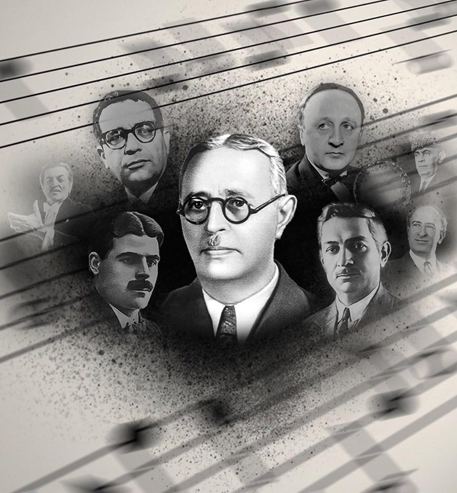 Сегодня День национальной музыки