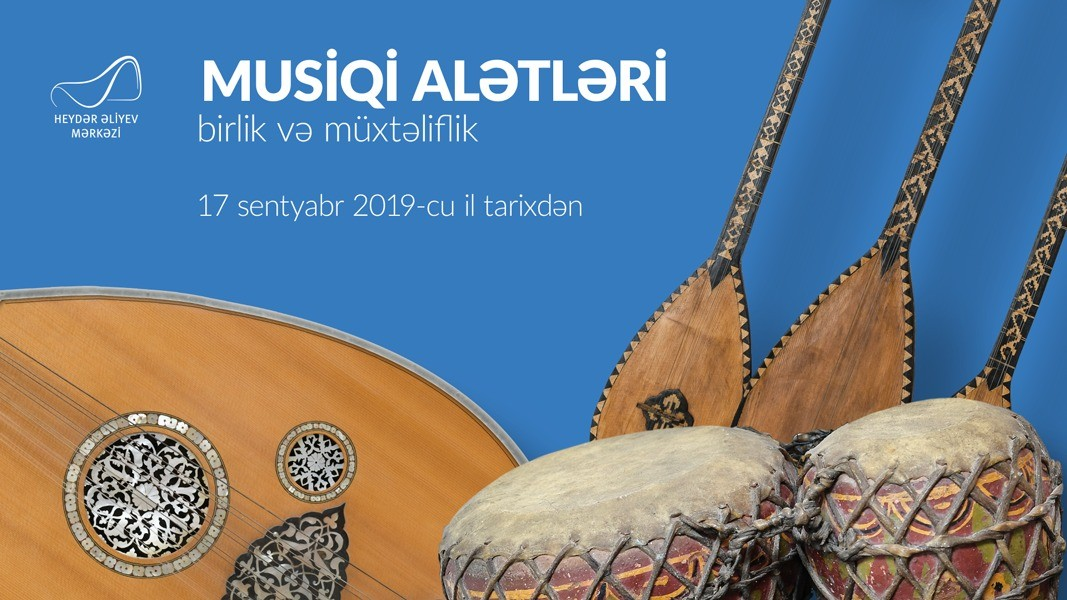 Newly 200 unique musical instruments will be presented at Heydar Aliyev Center