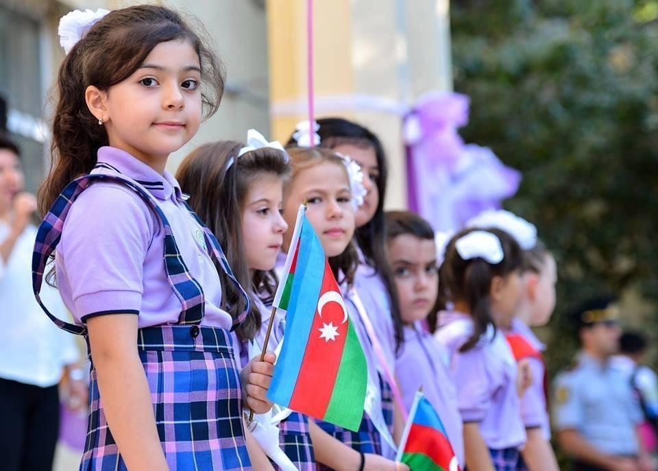 В Азербайджане начинается новый учебный год