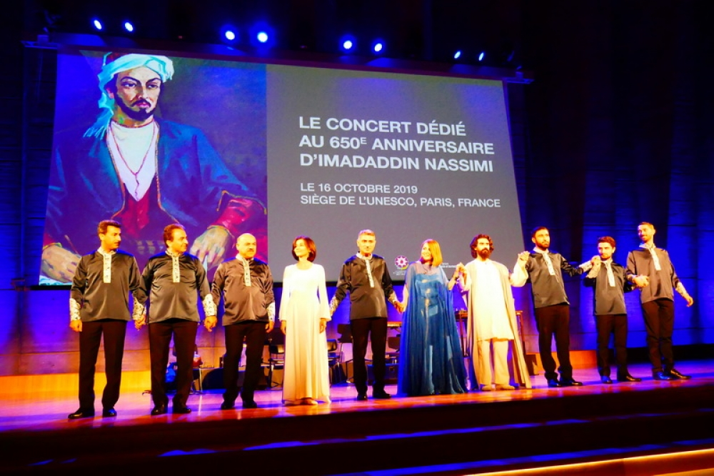 650th birth anniversary of Azerbaijani poet Imadaddin Nasimi celebrated at UNESCO headquarters