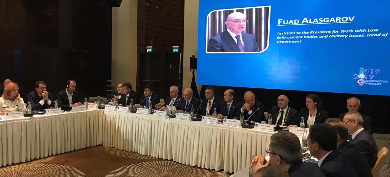 "Int'l conference ""Strong and authoritative advocacy – present challenges"" kicks off in Baku"