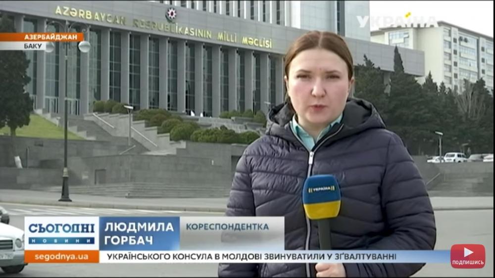 Ukraynanın məşhur televiziya kanalları Milli Məclisə seçkilər barədə xüsusi reportajlar yayıb