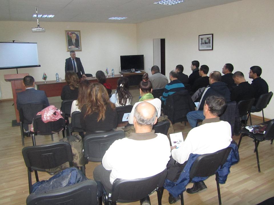 AVCİYA Şirvan, Quba və Sumqayıtda seminar keçirdi