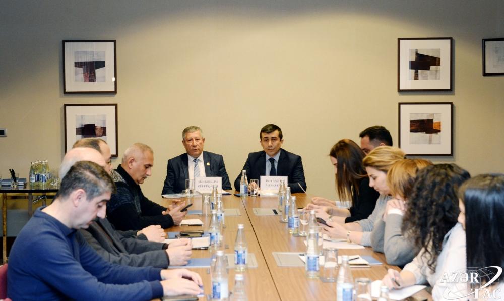 AVCİYA представила промежуточный отчет по выборам в Милли Меджлис